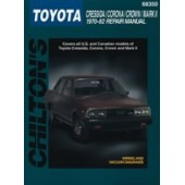 Haynes manual: Toyota Cressida/Corona/Crown/MkII (70-82)