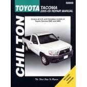 Haynes manual: Toyota Tacoma 2005-09 (Chilton USA)