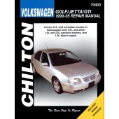 Haynes VW Golf GTI Jetta