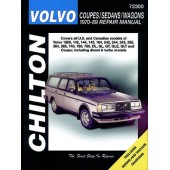 Haynes Volvo Coupes/Sedans/Wagons (70 - 89)
