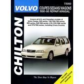 Haynes Volvo Coupes/Sedans/Wagons (90 - 98)