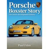Haynes Porsche Boxster Story