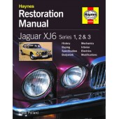 Haynes manual: Jaguar XJ6 Restoration Manual (2nd Edition)