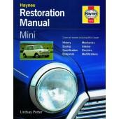 Haynes manual: Mini Restoration Manual (2nd Edition)