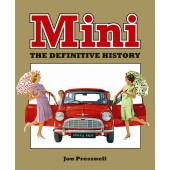 Haynes manual: Mini: The Definitive History