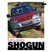 Haynes The Mitsubishi Shogun Book