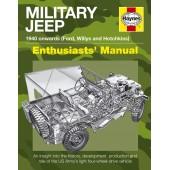 Haynes Military Jeep Manual