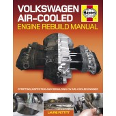 Haynes Volkswagen Air-Cooled Engine Rebuild Manual
