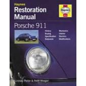 Haynes manual: Porsche 911 Restoration Manual