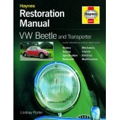 Haynes manual: Volkswagen Beetle & Transporter Restoration Manual