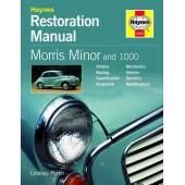 Haynes manual: Morris Minor and 1000 Restoration Manual