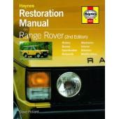 Haynes manual: Range Rover Restoration Manual (2nd Edition)