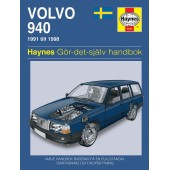 Haynes manual: Volvo 940 91-96 (svenske utgava)