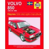 Haynes manual: Volvo 850 92-96 (svenske utgava)