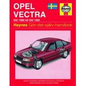 Haynes manual: Opel Vectra 88-95 (svenske utgava)