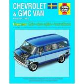 Haynes manual: Chevrolet och GMC Van 68-95 (svenske utgava)