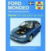 Haynes manual: Ford Mondeo (93-99) (svenske utgava)