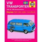 Haynes manual: Volkswagen Transporter 82-90 (svenske utgava)