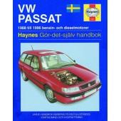 Haynes manual: Volkswagen Passat 88-96 (svenske utgava)