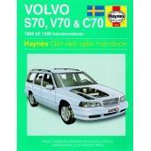 Haynes manual: Volvo S70, V70 och C70 96-99 (svenske utgava)