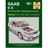 Haynes manual: Saab 9-5 (97-05) (svenske utgava)