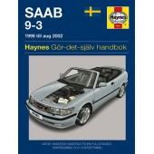 Haynes manual: SAAB 9-3 (98-02) (svenske utgava)