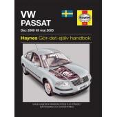 Haynes manual: VW Passat (dec 00-maj 05) (svenske utgava)