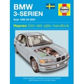 Haynes manual: BMW 3-Series Bensin (98-03) (svenske utgava)