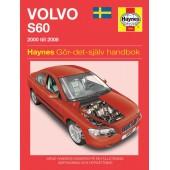 Haynes manual: Volvo S60 (01-08) (svenske utgava)