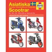 Haynes Asiatiska Scootrar