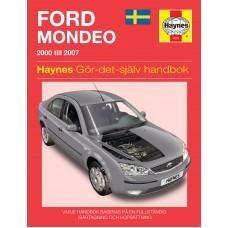 Haynes manual: Ford Mondeo (00-07) (svenske utgava)